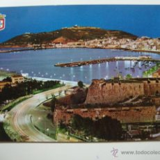 Postales: POSTAL CEUTA AÑOS 60/70 LOT100. Lote 43851318