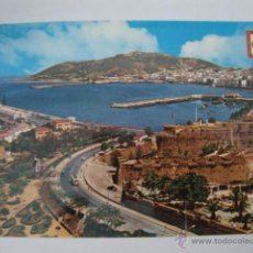 Postales: TARJETA POSTAL CEUTA CIRCULADA, AÑOS 60/70. LOTCRE250. Lote 44832761