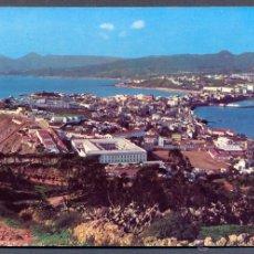 Postales: CEUTA. PANORAMICA CON SUS DOS BAHIAS. Lote 45667330