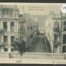 Postales: CEUTA - CALLE ALFAU - ED· ROS - FOTOTIPIA HAUSER Y MENET - (28554). Lote 47209552