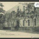 Postales: CEUTA - CUARTEL DEL SERRALLO - ED· ROS - FOTOTIPIA HAUSER Y MENET - (28555). Lote 47209554