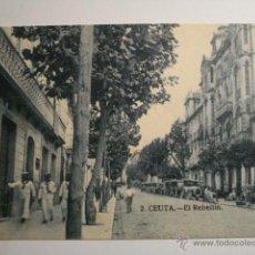 Postales: POSTAL CEUTA EL REBELLIN - NO CIRCULADA - AÑOS 1920 ESPAÑA SPAIN ESPAGNE SPANIEN - MIRA OTRAS. Lote 48389154