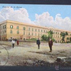 Postales: ANTIGUA POSTAL ANIMADA EN COLOR - 5. CEUTA. CUARTEL DE LA REINA - SIN CIRCULAR. Lote 49239887
