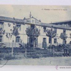 Postales: ANTIGUA POSTAL - 17. CEUTA. CUARTEL DE LA LEGIÓN - SIN CIRCULAR. Lote 49240348