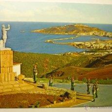 Cartoline: POSTAL CEUTA VISTA DESDE ACUERTELAMIENTO LEGION.--ESCRITA. Lote 49254147