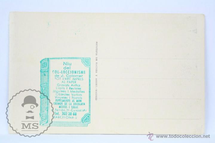 Postales: Antigua Postal - Ceuta. Calle Alfau - Hauser y Menet - Sin Circular - Foto 2 - 49279330