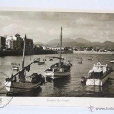 Cartoline: POSTAL FOTOGRÁFICA - 9. CEUTA. DETALLE DEL PUERTO - SIN CIRCULAR. Lote 49286676