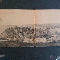 Postales: POSTAL DOBLE DE CEUTA, VISTA PANORAMICA DESDE EL HACHO.. Lote 51361922