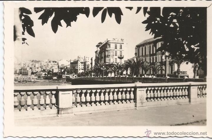 CEUTA - UNA HERMOSA VISTA DE LA CIUDAD - Nº 16 ED. LIBRERÍA GENERAL (Postales - España - Ceuta Moderna (desde 1940))
