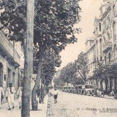 Postales: CEUTA Nº 13 EL REBELLIN SIN DATOS EDITOR CIRCULADA EN 1925. Lote 54226864