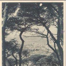 Postales: CEUTA, VISTA PARCIAL DESDE SAN ANTONIO - FOTOTIPIA HAUSER Y MENET Nº 6 - SIN CIRCULAR. Lote 58253636