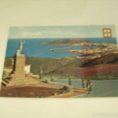 Postales: CEUTA -- VISTA DESDE EL ACUARTELAMIENTO LA LEGION. Lote 59934187