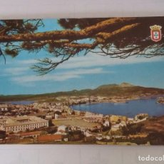 Postales: FOTO POSTAL DE CEUTA, VISTA GENERAL, CIRCULADA.. Lote 63211408
