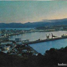 Postales: CEUTA, VISTA PARCIAL NOCTURNA - ESCUDO DE ORO Nº 15 - EDITADA EN 1963 - S/C. Lote 66486378