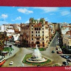 Postales: POSTAL DE CEUTA: PLAZA DEL GENERAL GALERA. Lote 68408289