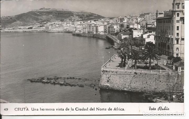 CEUTA (Postales - España - Ceuta Moderna (desde 1940))