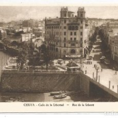 Postkarten - CEUTA .- CALLE LIBERTAD - 80427437