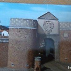 Postales: POSTAL DE CEUTA CUARTEL DE REGULARES ENTRADA GARCÍA GARRABELL Y CÍA SIN CIRCULAR. Lote 80614034