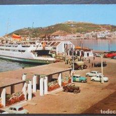 Postales: CEUTA -MUELLE DE ESPAÑA- TEXTO EN REVERSO / P-067. Lote 88276716