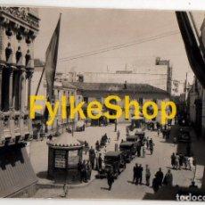 Postales: CEUTA VISTA DE LA HERMOSA CIUDAD. COCHES. ANIMADA. C. 1930. FOTO RUBIO.. Lote 90677580