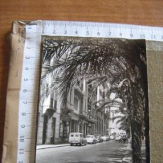 Cartes Postales: CEUTA - CALLE DEL GENERAL FRANCO - FOTO RUBIO. Lote 92044260