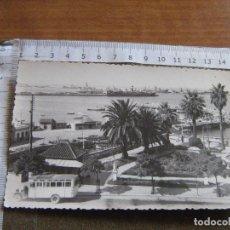 Postales: CEUTA - UNA VISTA DE LA CIUDAD - EL PUERTO - FOTO RUBIO. Lote 92045570