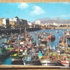 Postales: CEUTA - PUERTO PESQUERO. Lote 95395783
