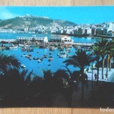 Postales: CEUTA - MUELLE DE PESCADORES. Lote 96653035