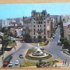 Postales: CEUTA - PLAZA DEL GENERAL GALERA. Lote 96771243