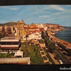Postales: POSTAL CEUTA - Nº 78 - CALLE INDEPENDENCIA Y PLAYA DE LA RIBERA - CIRCULADA.. Lote 96793527