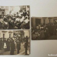 Postales: FOTO POSTAL POSIBLEMENTE MATARO (SIN CIRCULAR) . Lote 97811443