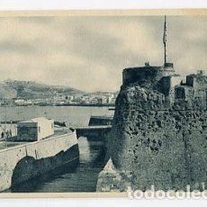 Postcards - CEUTA VISTA PARCIAL Y FOSO DE LA MURALLA REAL. FOTOTIPIA HAUSER Y MENET. SIN CIRCULAR - 98579155