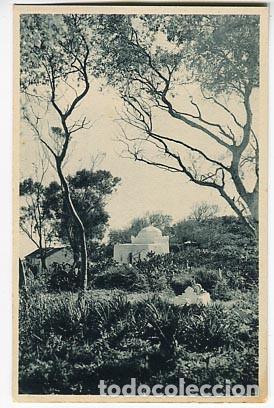 CEUTA MEZQUITA DEL CEMENTERIO MORO FOTOTIPIA HAUSER Y MENET. SIN CIRCULAR (Postales - España - Ceuta Antigua (hasta 1939))