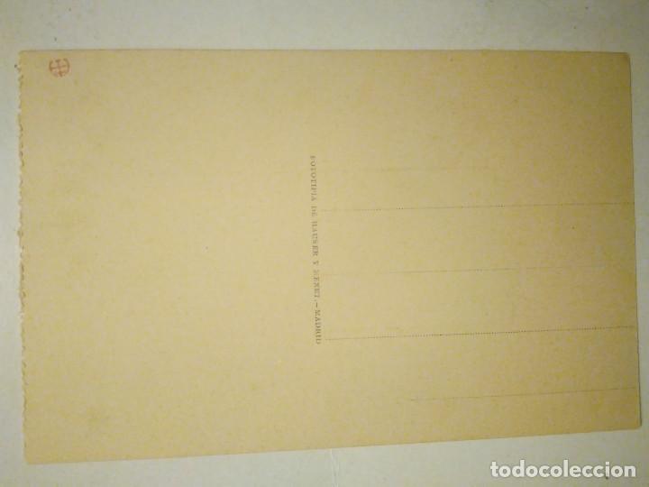 Postales: CEUTA. CUARTEL DE INTENDENCIA. HAUSER Y MENET. SIN CIRCULAR. - Foto 2 - 100648839