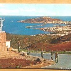 Postales: CEUTA - ACUARTELAMIENTO LA LEGION. Lote 101604319