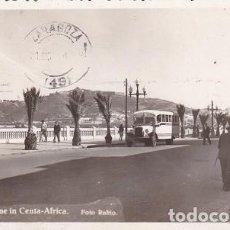 Postales: CEUTA. UNA VISTA DE CEUTA. FOTO: ROBIO. ESCRITA CON SELLO (198). Lote 102518127