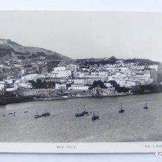 Postales: POSTAL DE CEUTA. VISTA PARCIAL. AÑO 1940. FOTO L. ROISIN. Lote 103593991