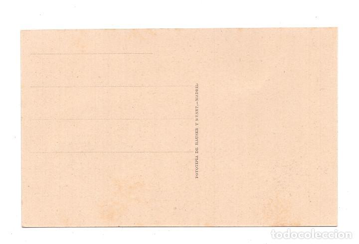 Postales: CEUTA.- PLAZA DE SAN SEBASTIAN. EDICION ROS. FOTOTIPIA HAUSER Y MENET - Foto 2 - 103794823