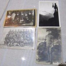 Postales: 4 TARJETAS POSTALES DE CEUTA. AÑO 1927.. Lote 104279479