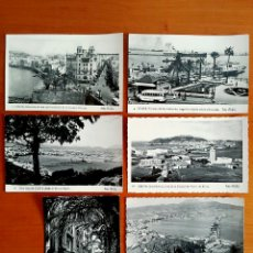 Postales: LOTE 6 POSTALES CEUTA - FOTO RUBIO. Lote 104316406