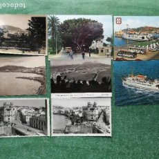 Postales: LOTE 8 POSTALES DE CEUTA - ( NOVLOTE ). Lote 105408987