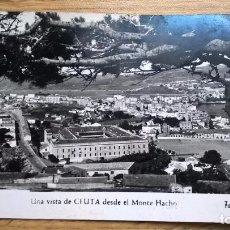 Cartes Postales: CEUTA. Lote 105447611