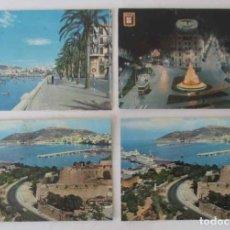 Postales: CUATRO POSTALES DE CEUTA. Lote 105984755
