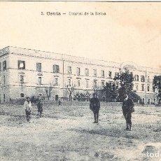 Postales: CEUTA Nº3 -CUARTEL DE LA REINA SIN DATOS S.C.. Lote 108301643