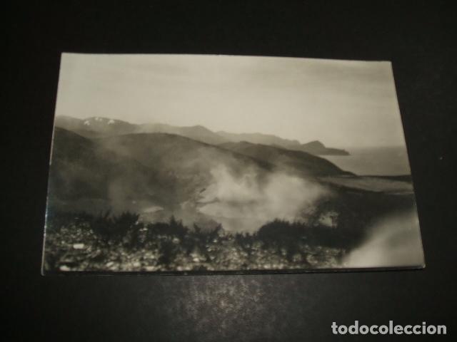 CEUTA POSTAL FOTOGRAFICA GUERRA DEL RIF BOMBARDEOS (Postales - España - Ceuta Antigua (hasta 1939))