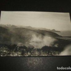 Postales: CEUTA POSTAL FOTOGRAFICA GUERRA DEL RIF BOMBARDEOS. Lote 114083830