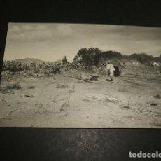 Postales: CEUTA GUERRA DEL RIF POSTAL FOTOGRAFICA REGULAR Y CORREO MORO ANGEL RUBIO FOTOGRAFO. Lote 110280047