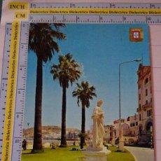 Cartes Postales: POSTAL DE CEUTA. AÑO 1977. JARDINES DE SAN SEBASTIÁN. 518. Lote 112933783