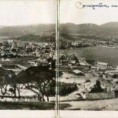 Postales: CEUTA- VISTA GENERAL DESDE EL CABO- AÑO 1940-FOTOGRÁFICA-- MUY RARA. Lote 117032175