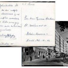 Postales: POSTAL * CEUTA , EL MORRO * AGFA 1962. Lote 118679687